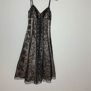 Sparkly evening dress size 8 Sue Wong